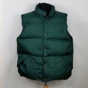 L.L. Bean Goose Down Puffer Vest Men's Sz XL